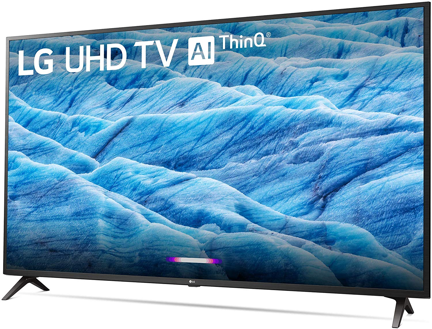 The 2019 55-inch LG UM7300PUA Priced Slashed in Half for Black Friday, Get This TV for $350