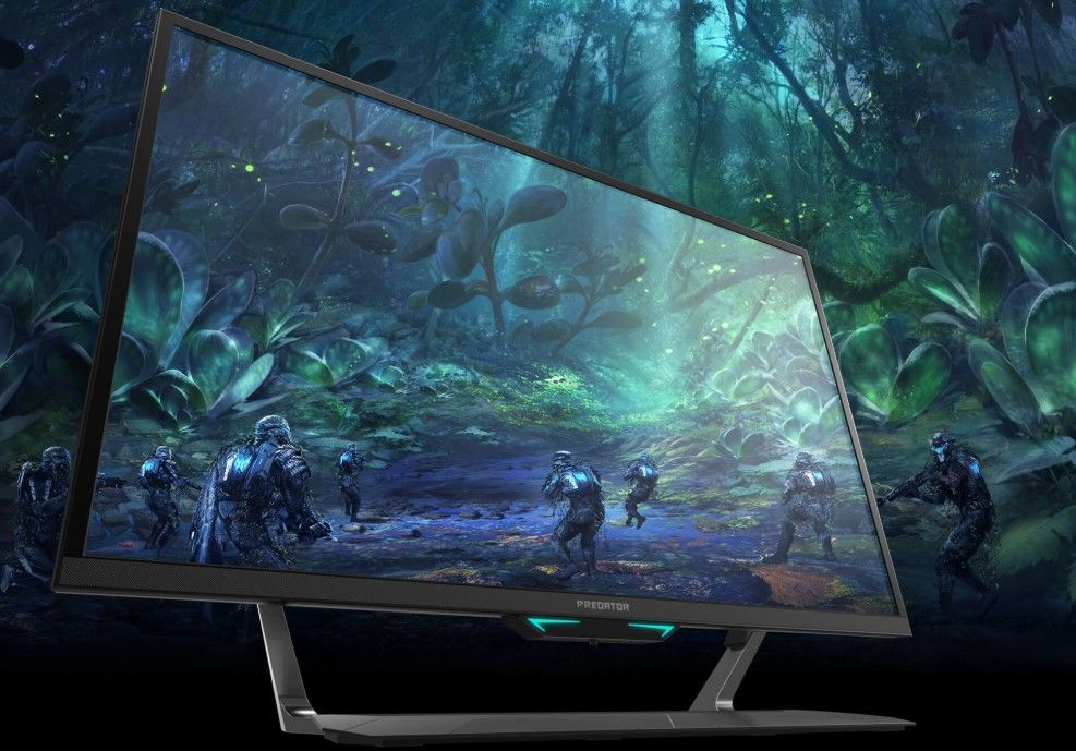 "Acer Presents the Predator CG437K P, It Offers Overclocked 144Hz Refresh Rate and 4K 43"" Display"