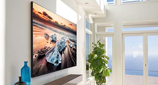 65-Inch 8K QLED Samsung Q900 is $2000 Cheaper Today for Black Friday