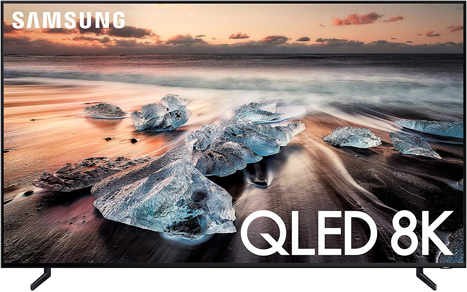 82-Inch Samsung 8K QLED Q900 Series TV Launched in 2019 is Available at Half Price as Black Friday Deal