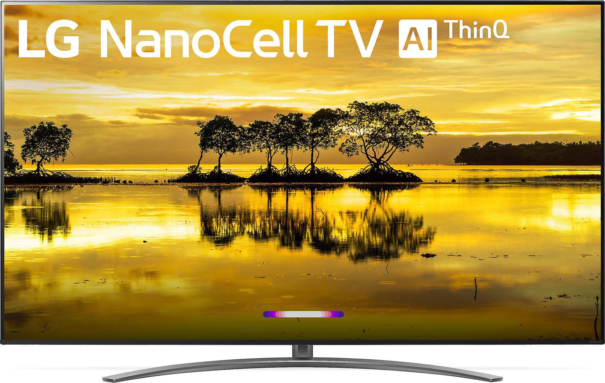 "The 86"" LG Nano 9 Series 4K UltraHD TV is $1500 Cheaper For Christmas 2019"