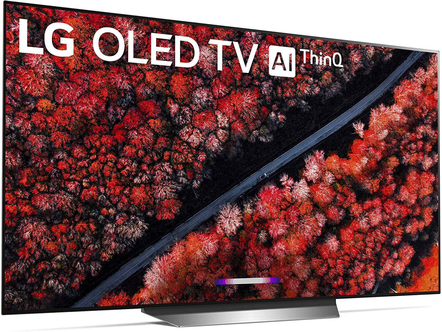 "77"" LG C9 OLED 4K UltraHD Is Now $1000 Cheaper Than Its Original Listing"