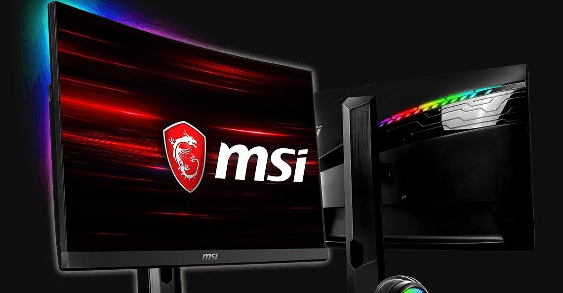 MSI Optix MAG321CQR 32-inch RGB LED Curved Monitor FullHD Monitor Is Now Priced at $340