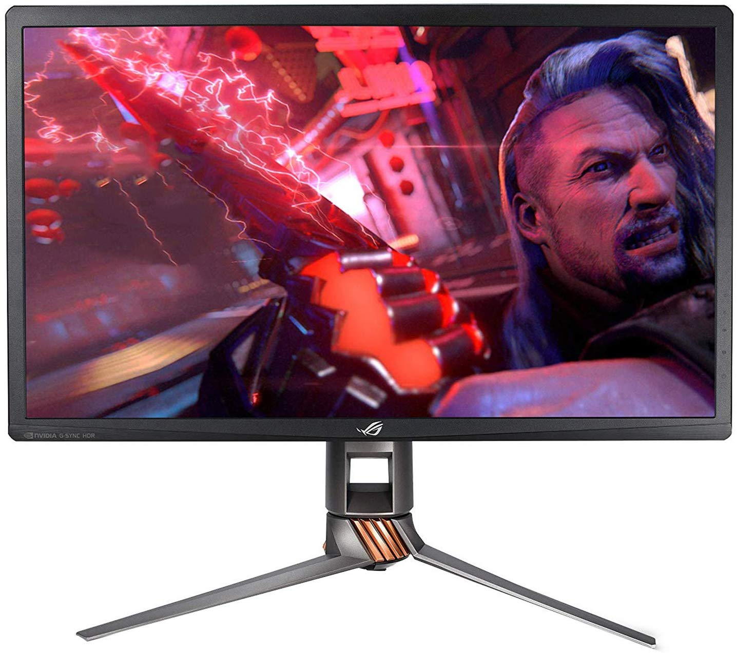 Asus ROG Swift PG27UQ 27-inch 4K UHD and 144Hz Capable Gaming Monitor is Now 13% Cheaper, Get it from Amazon for $1300