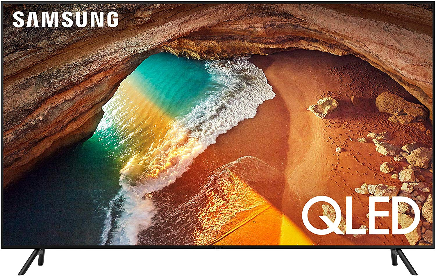 The Samsung 82-Inch Q60R QLED 4K UltraHD TV is Almost 50% Off, Buy It for $2000 For the Next Weeks