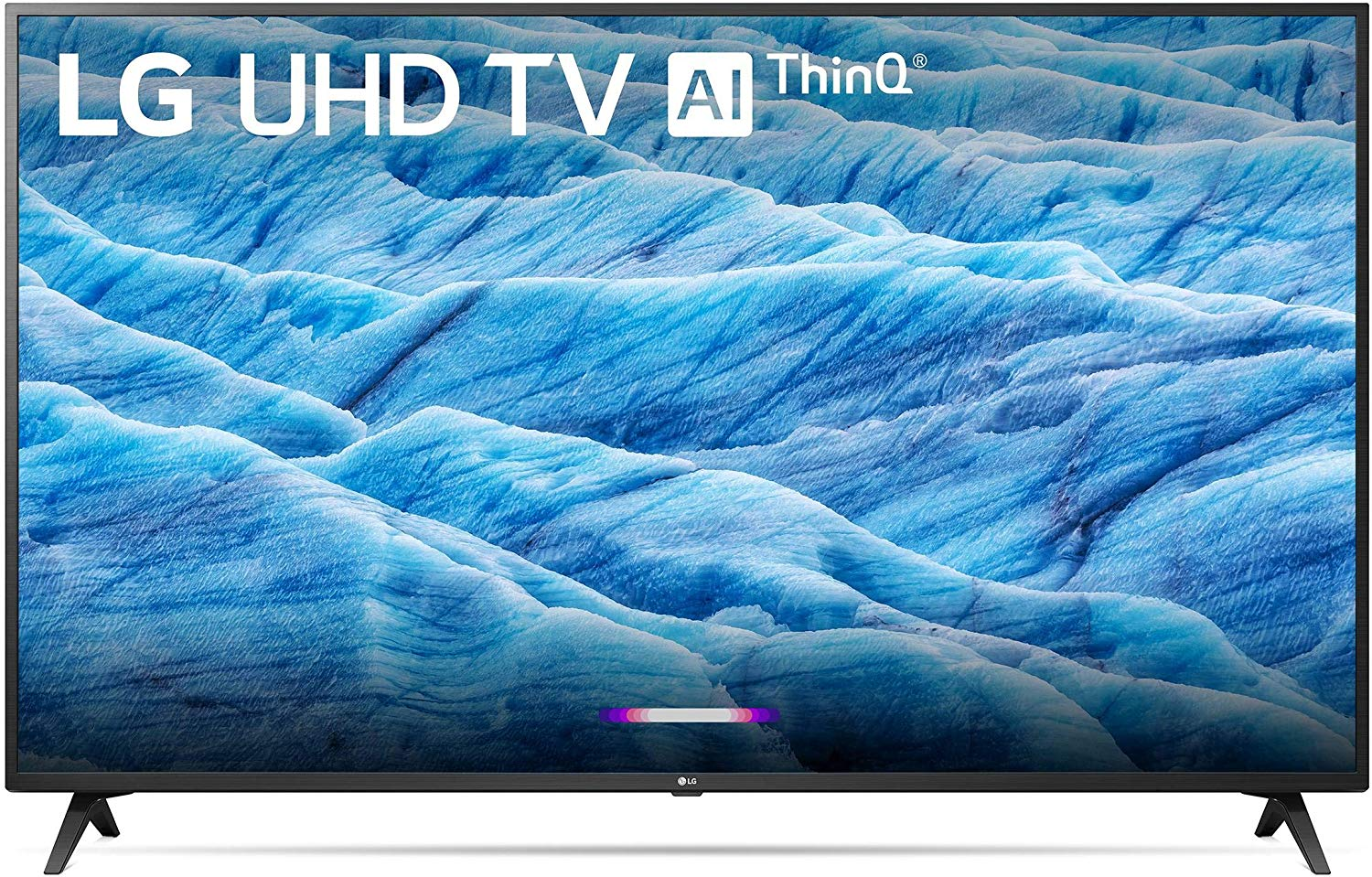 "55"" LG UM7300PUA 4K UltraHD 2019 Smart TV Price is at Its Lowest, It Can Be Purchase Now for $400"