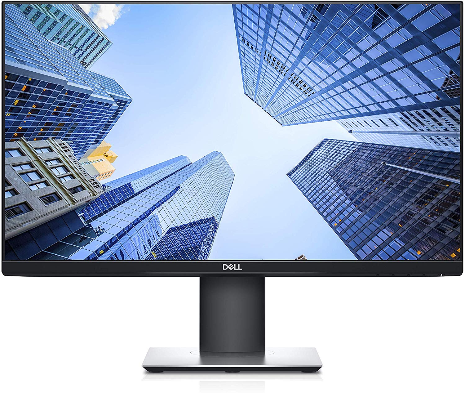 "24"" Dell P Series P2419H Professional Monitor is $90 Cheaper This Month, It Can Now Be Bought for $160"