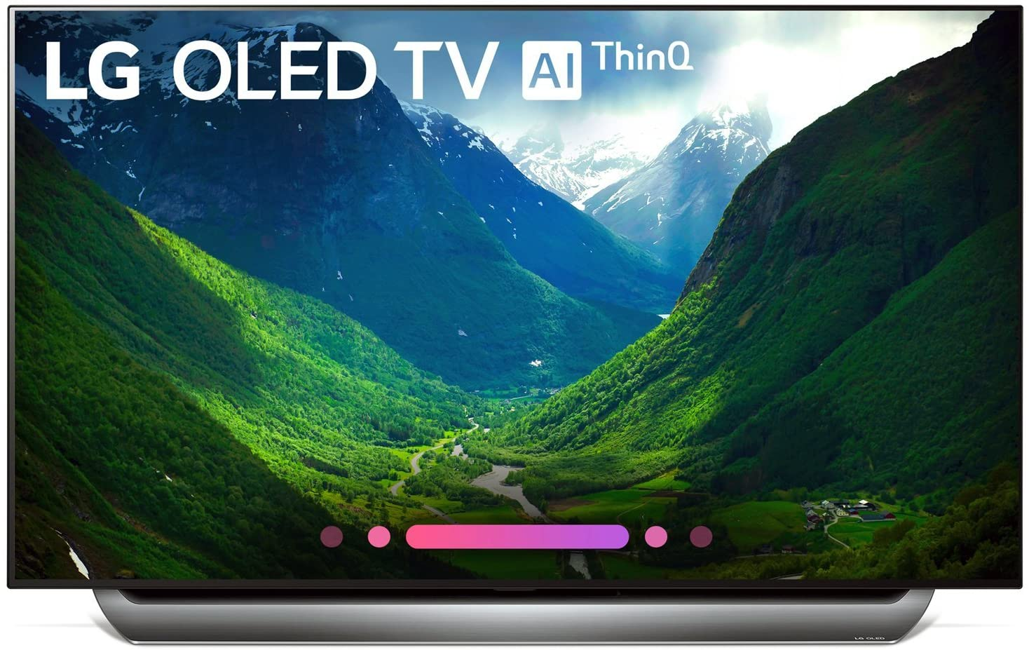 "2018 65"" LG OLED C8 4K UltraHD Smart TV is Now Priced at $1400"