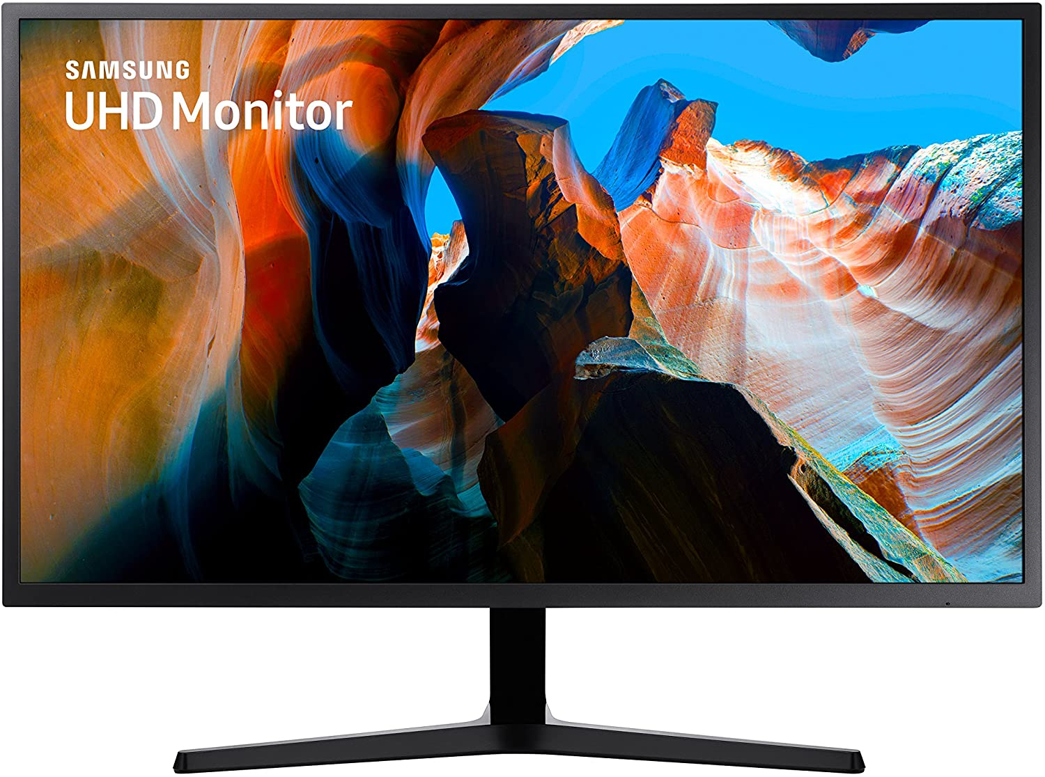 Save $30 on the 32-inch Samsung UJ59 4K UltraHD Monitor, It Comes with AMD FreeSync 4ms Response Time and 60Hz Refresh Rate