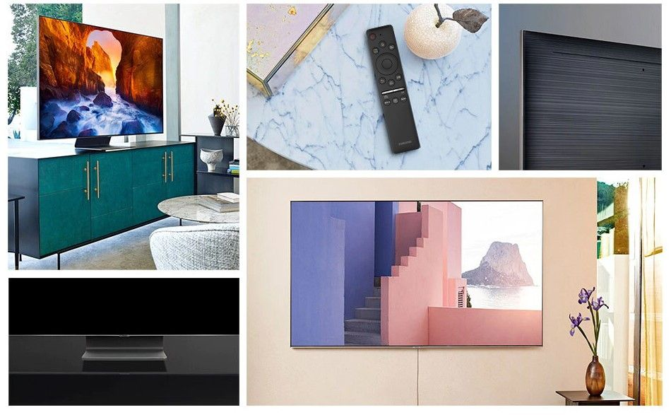 "The Q90R 65"" Samsung QLED 4K HDR TV Gets $1200 Discount for April 2020"