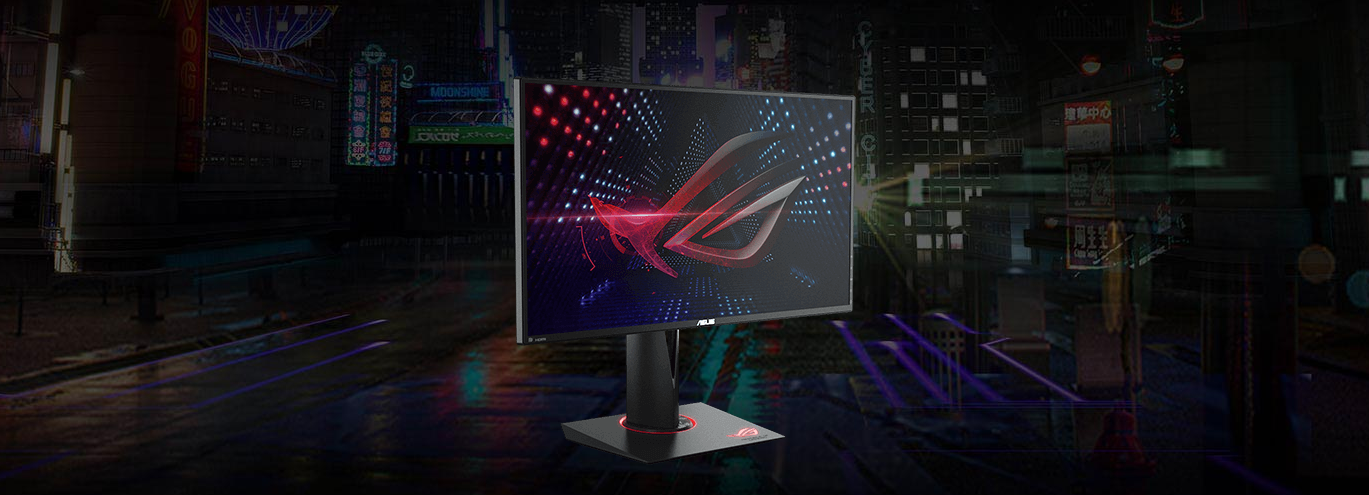 "27"" ASUS ROG Swift PG279QR WQHD 165Hz and G-Sync Monitor is now $650"