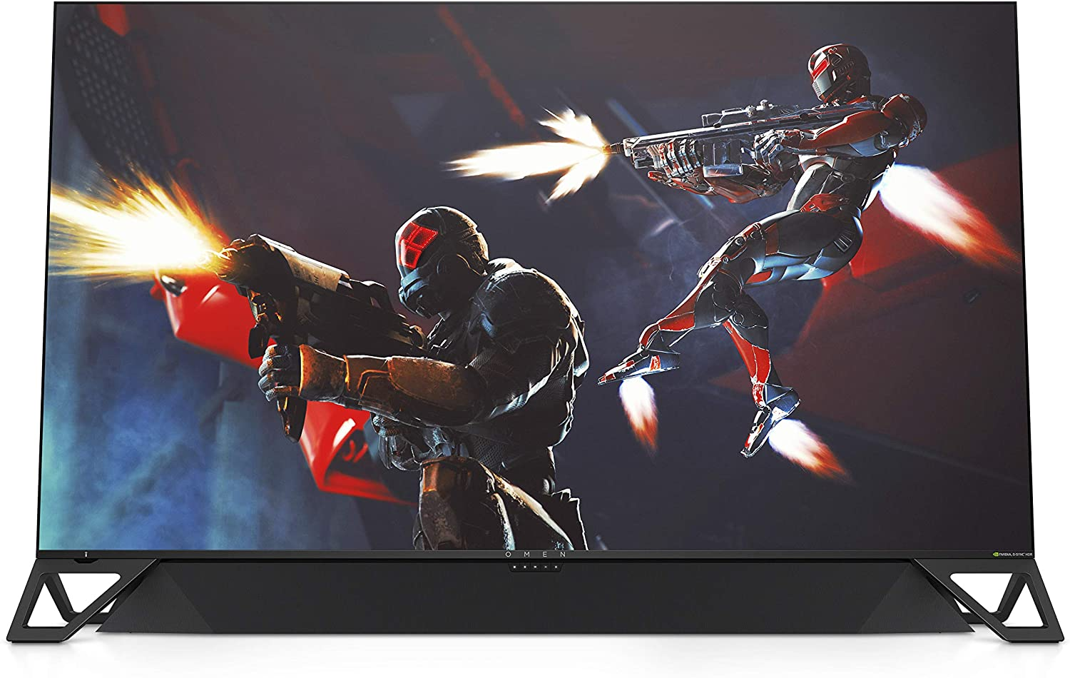 "65"" HP Omen X Emperium 4K UHD 144Hz Gaming Monitor is now $1800 cheaper"