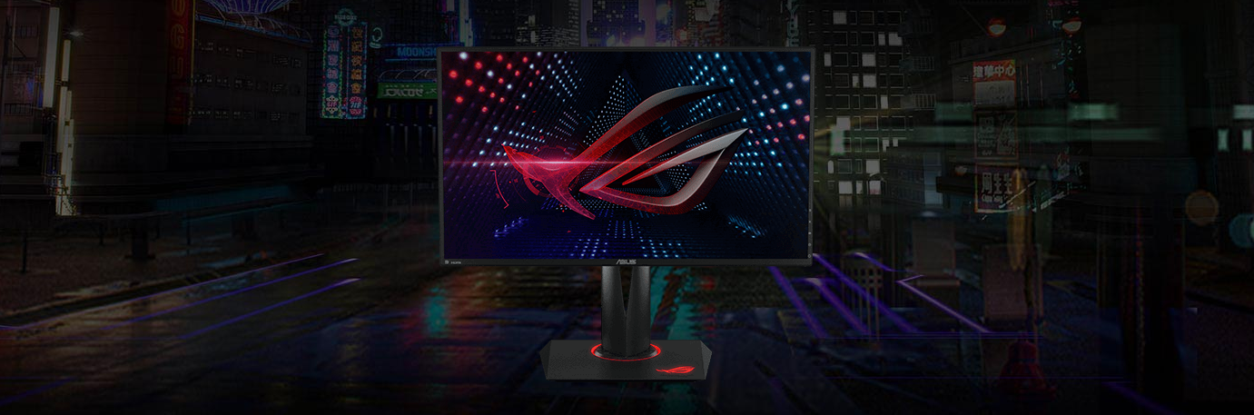 ASUS ROG Swift PG279Q 27-inch 1440p 165Hz Gaming Monitor with G-Sync is sold for $520