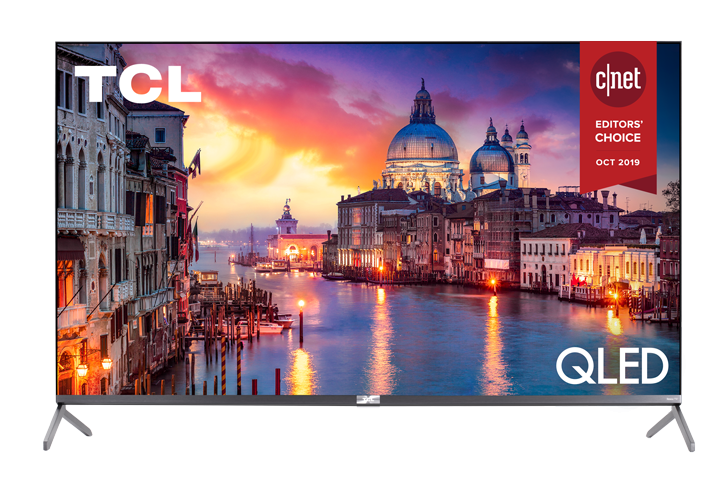 "65"" QLED TCL R625 4K UHD Roku TV is now priced at $680"
