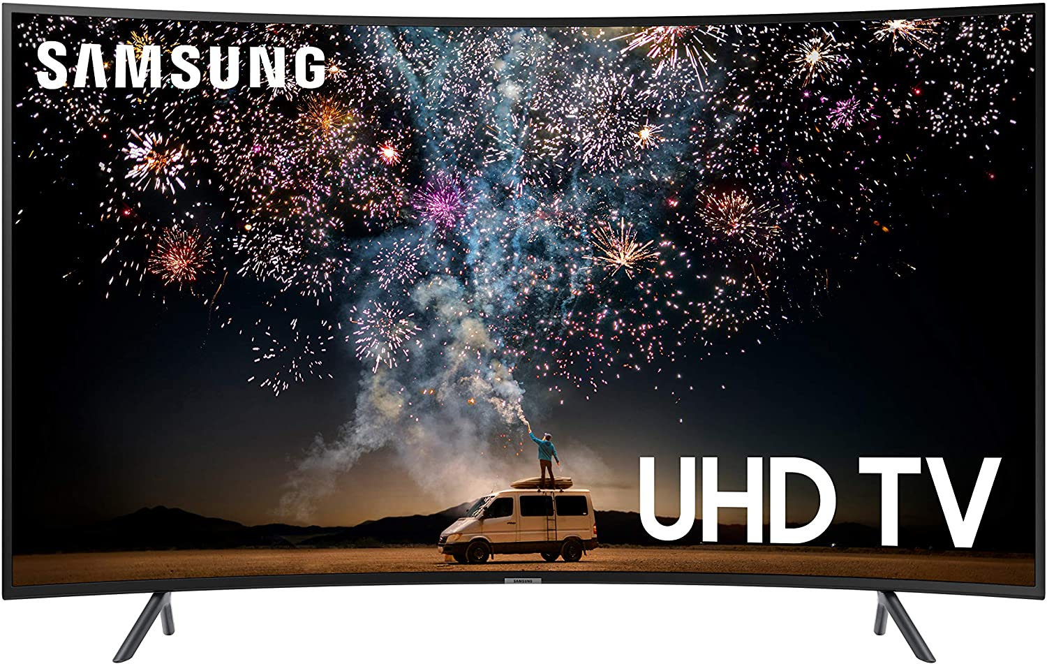 "Curved 55"" Samsung RU7300 4K UHD TV is now priced at $700"