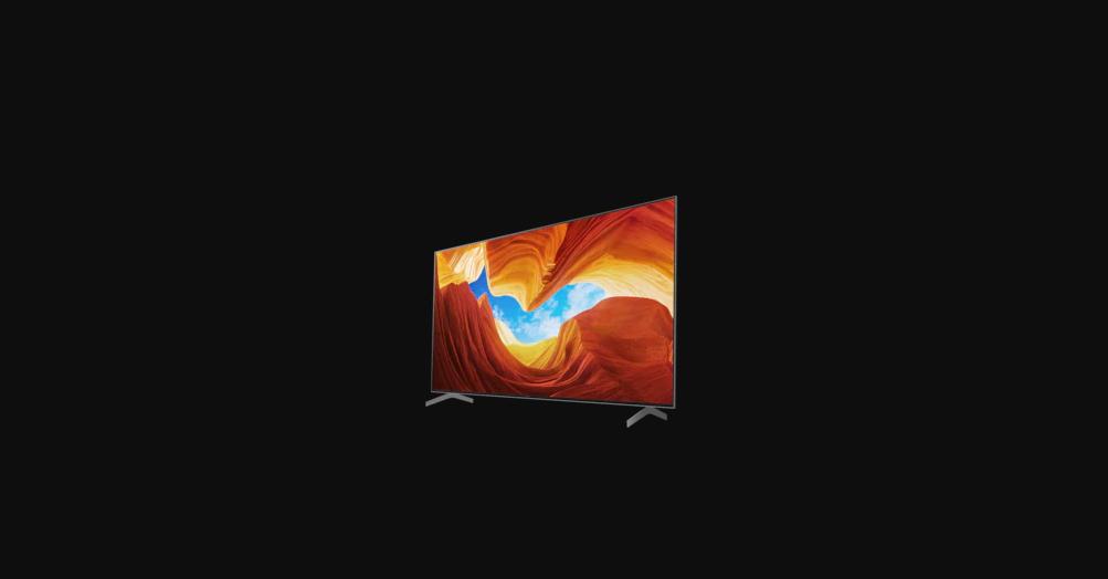 The 2020 85-inch Sony X900H 4K UltraHD Smart TV is Now $400 Cheaper