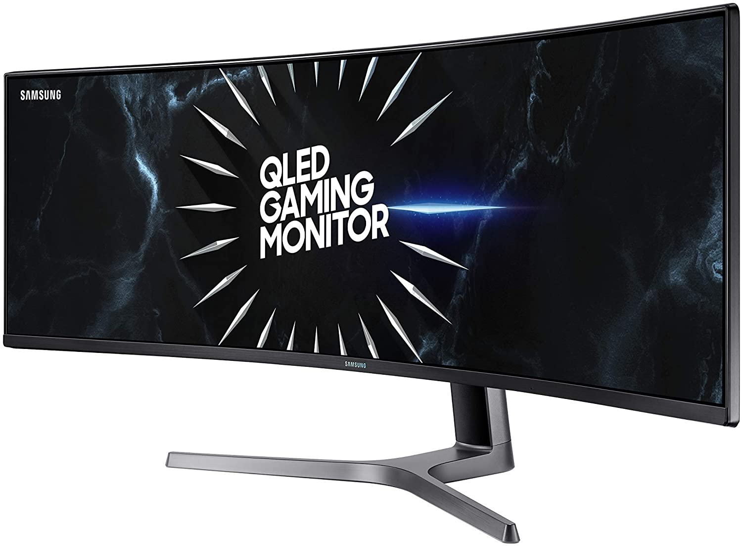 "Ultrawide Samsung CRG9 49"" 1440p 120hz QHD gaming monitor new price set at $999"