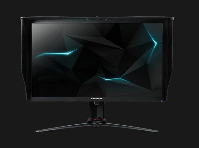 "Acer Predator XB273K 27"" 4K UHD G-Sync 144hz monitor is now $200 cheaper"